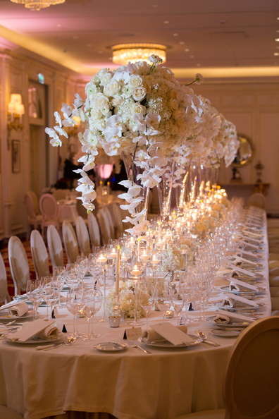 A Christmas Wedding At The Ritz Paris